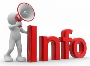 Cu privire la organizarea webinarelor în regim online pe dimensiunea evaluării externe în învățământul general.